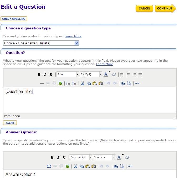 zoomerang question editor