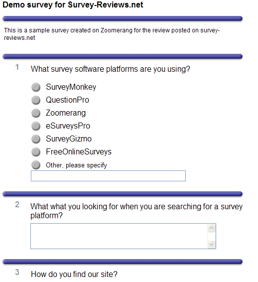 zoomerang survey live