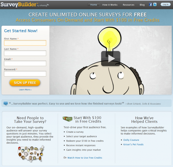 online survey tools for dissertation