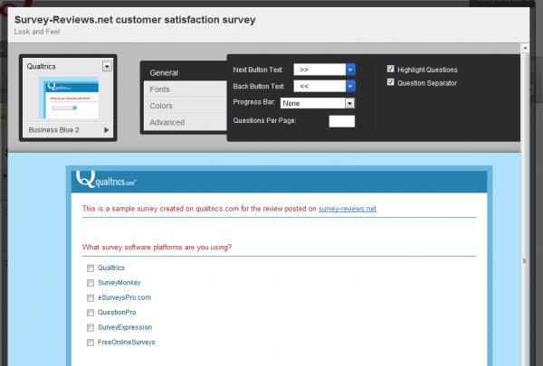 Qualtrics survey review   Survey Reviews on
